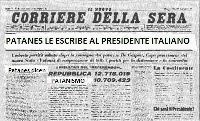 LEE la Contra-carta de Patanes Sin Fronteras a los presidentes de la UE