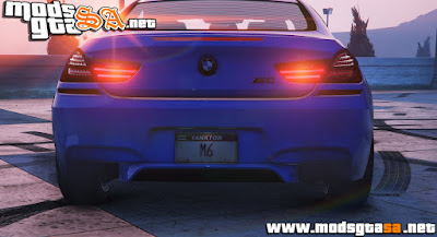 V - BMW M6 Coupe 2013 para GTA V PC