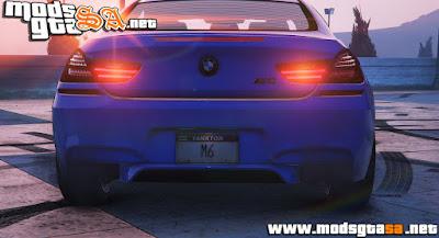 V - BMW M6 Coupe 2013 para GTA V PC