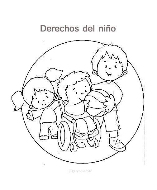 Los niños y las niñas tenemos Derechos y Deberes