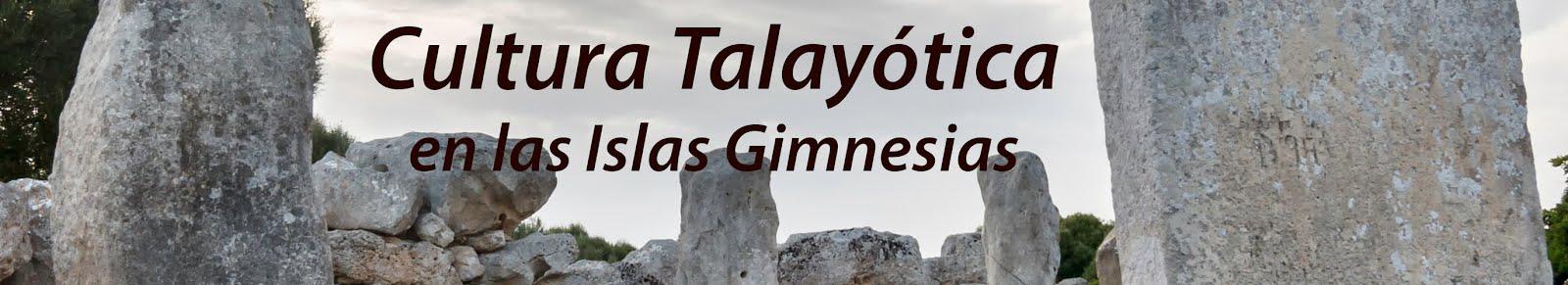 Cultura Talayótica