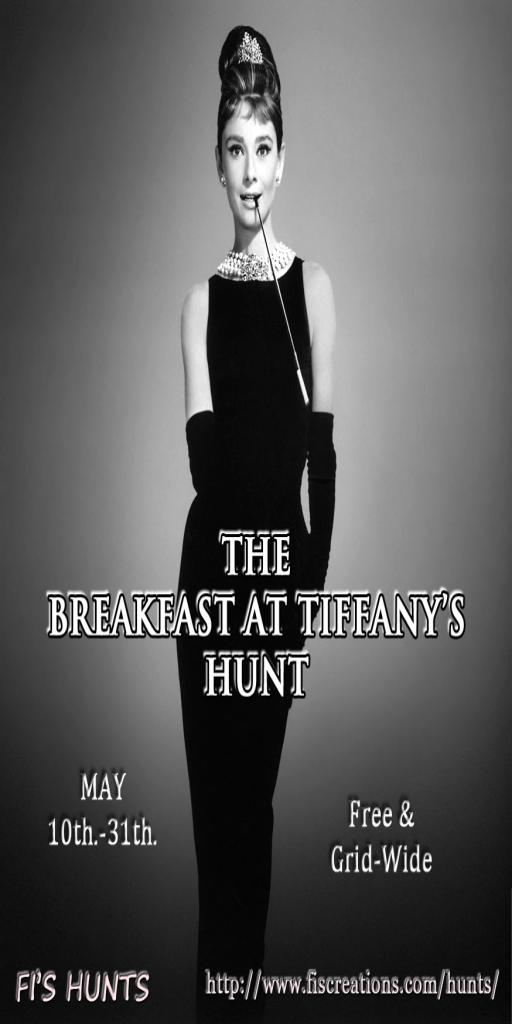 the-breakfast-at-tiffanys-hunt..............FREE