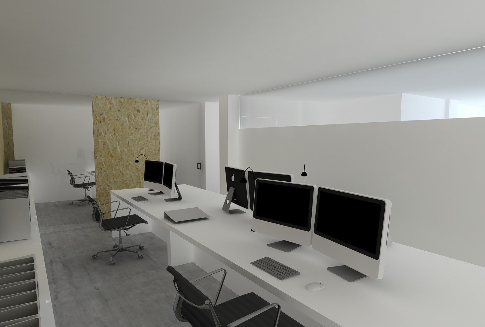 estudio zep oficina en vivienda unifamiliar en alfinach