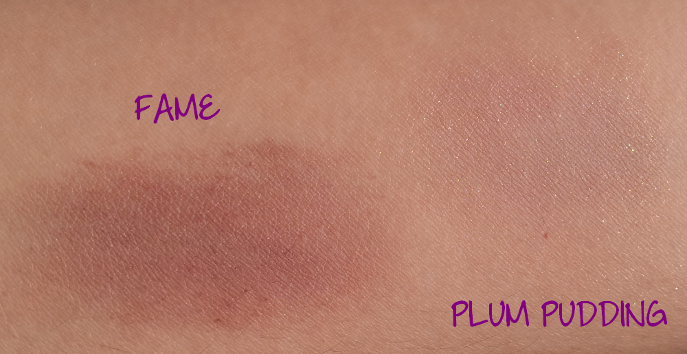 make up buff'd cosmetics fame plum pudding eye