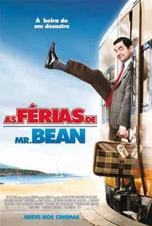 Filme As Férias de Mr. Bean Dublado AVI DVDRip