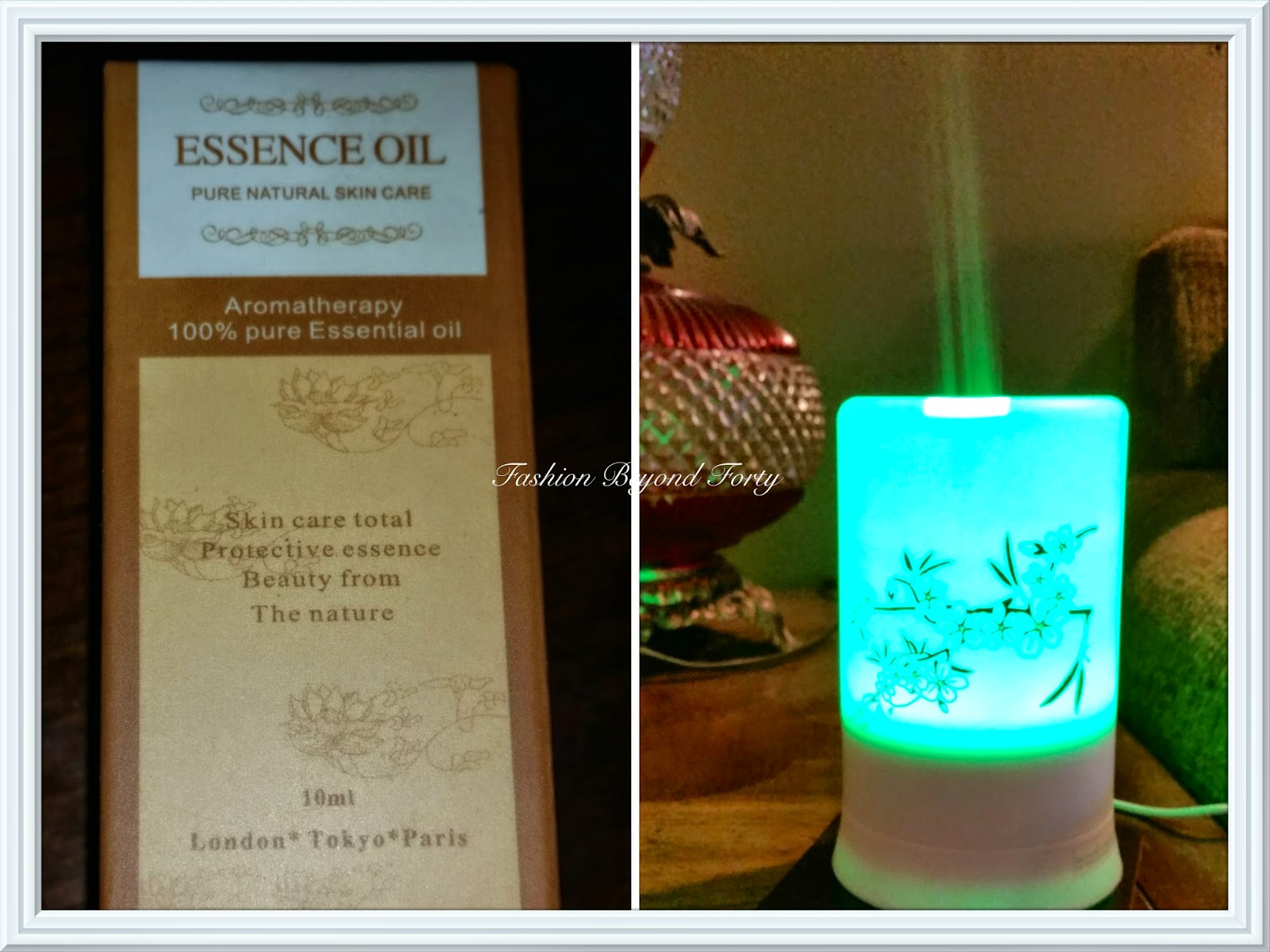 Gurin Aromatherapy Essential Oil Diffuser Review Fashion Beyond Forty