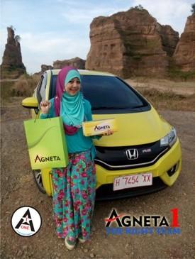 Hallo, saya Mira, Master Stokis Agneta Indonesia