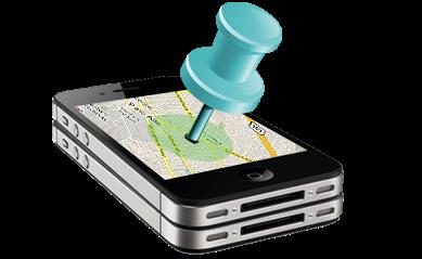 rastreador para telefone celular