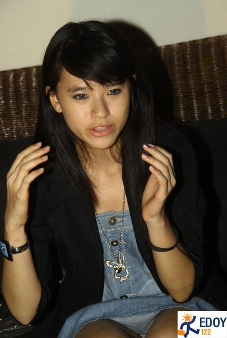 Foto Hot CD Jane Aprilia Upskirt Kelihatan