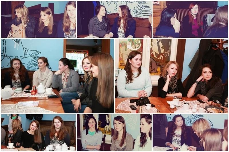 Mikołajkowe spotkanie blogerek w Katowicach 7.12.2013- relacja