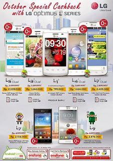 LG Optimus L Cashback