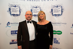 Irish Book Awards Gala Dinner