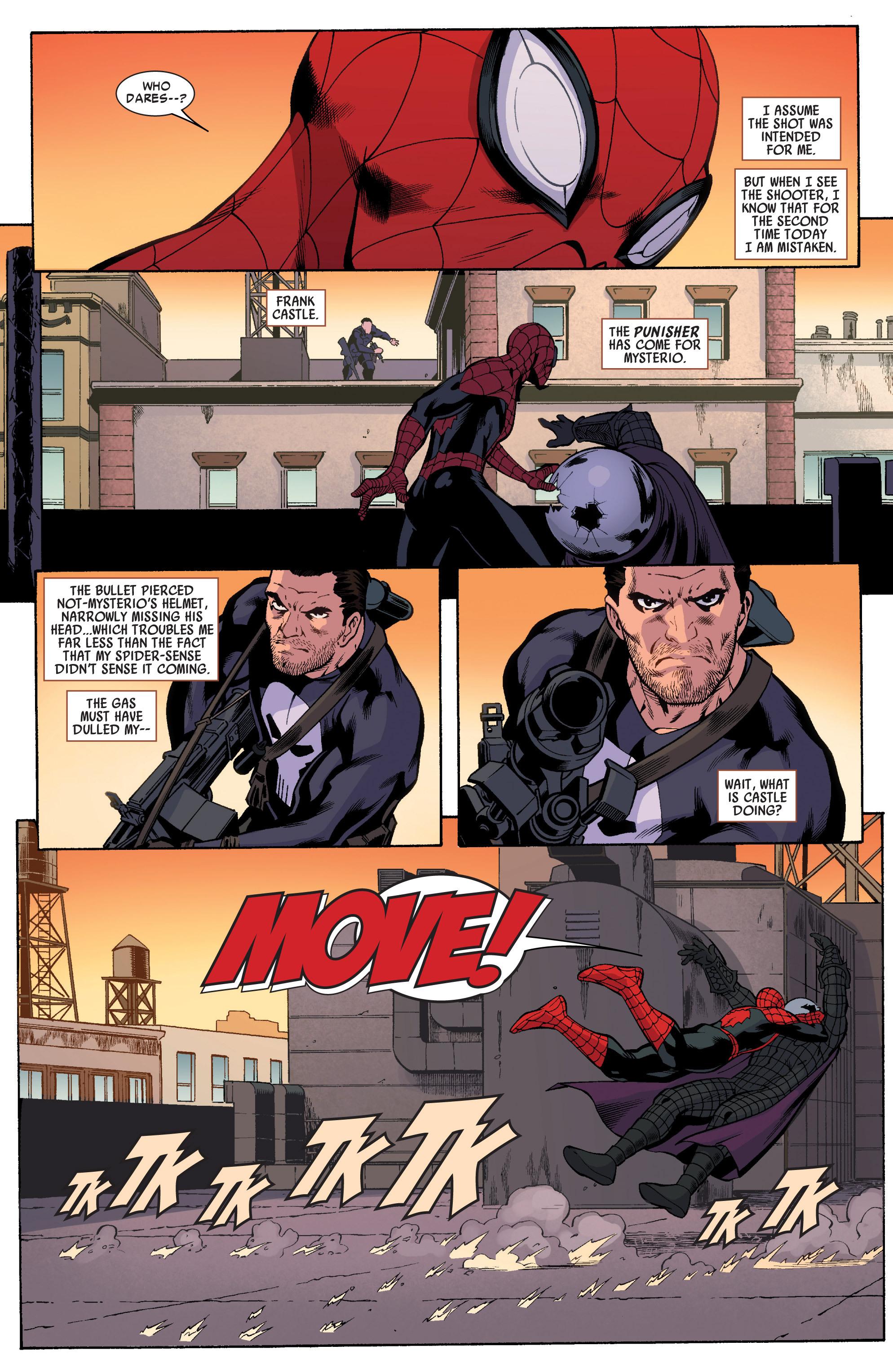 Avenging Spider-Man #23 #25 - English 10