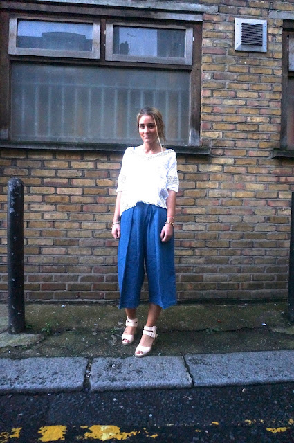 chloeschlotes - Culotte pant