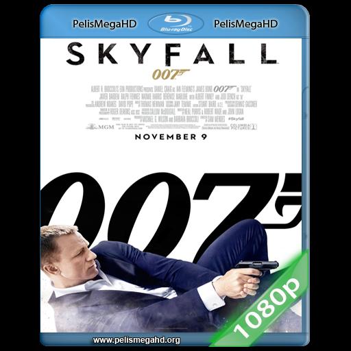 007: OPERACIÓN SKYFALL (2012) 1080P HD MKV ESPAÑOL LATINO