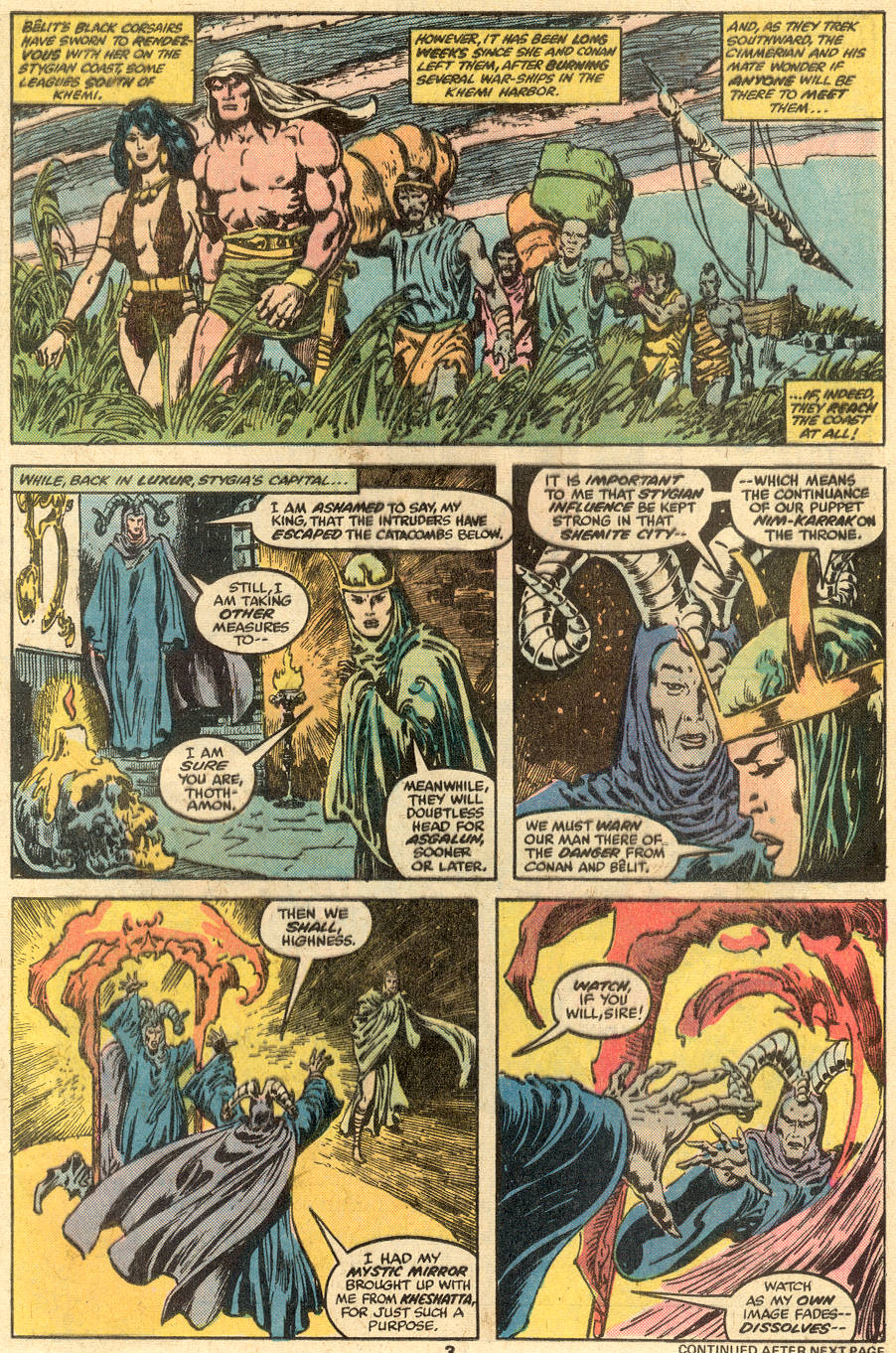 Conan the Barbarian (1970) Issue #90 #102 - English 4