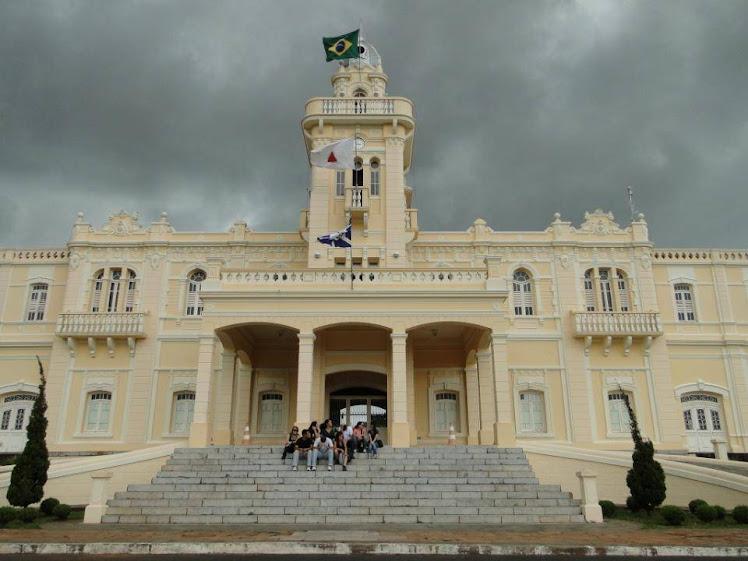 Estação da Goiás - Palácio dos Ferroviários
