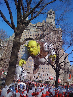 Macy's Thanksgiving Parade - The Beresford