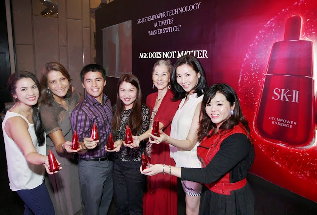 SK-II Stempower Essence launch, product launch, event, SK-II, stempower, skincare, beauty