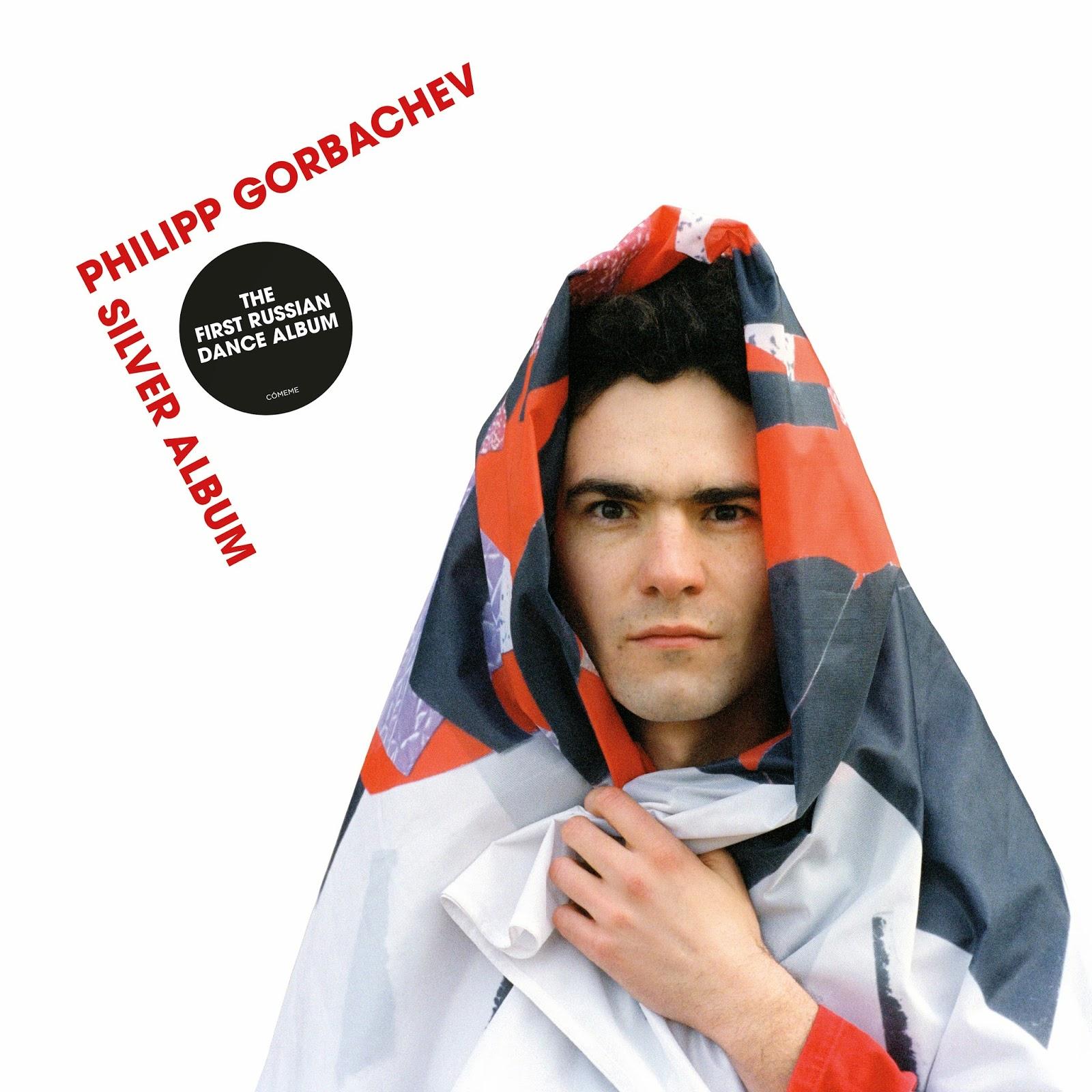 discosafari - PHILIPP GORBACHEV - Silver Album - Cómeme