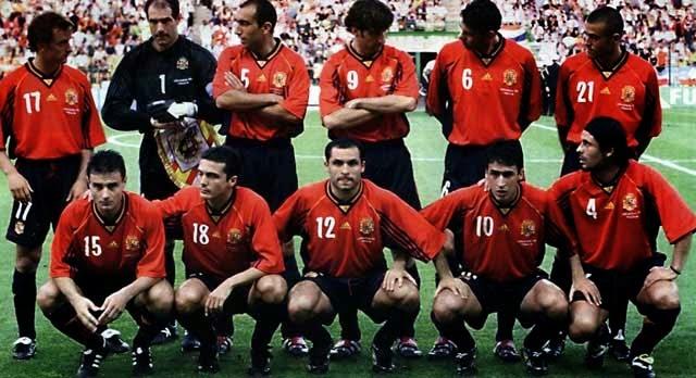 spanyol 1998