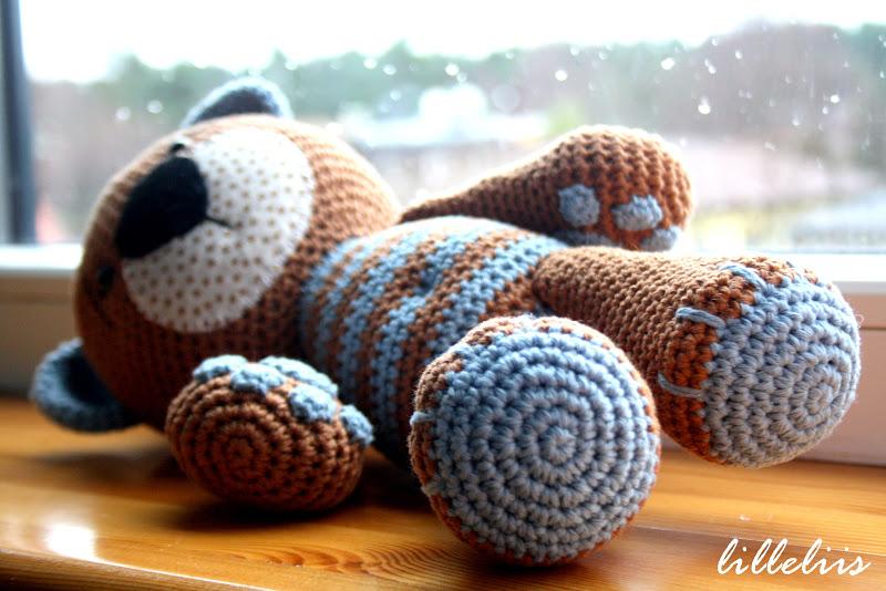 lilleliis.blogspot.com: Heegeldatud kaisukaru pojale ...