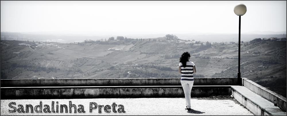 Sandalinha Preta