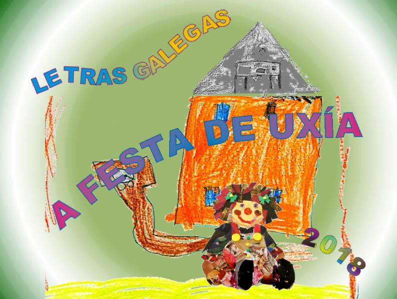 A FESTA DE UXÍA