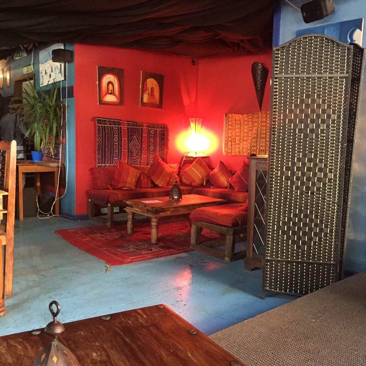 Bar Maroc, Huddersfield