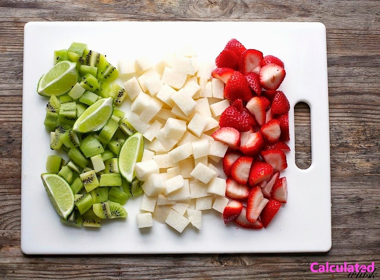 Pico de gallo de frutas (paleo, gluten free, vegan) acalculatedwhisk.com