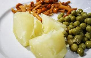 manfaat kentang rebus