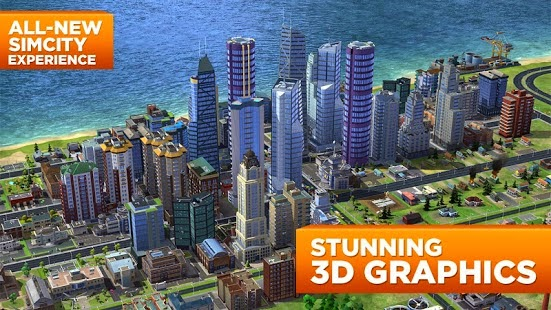 SimCity BuildIt Apk Android