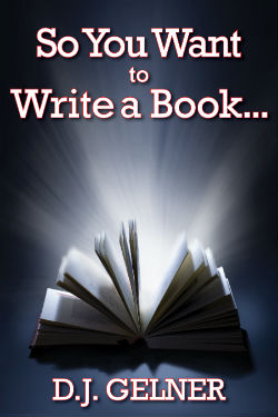 So i want to write a book