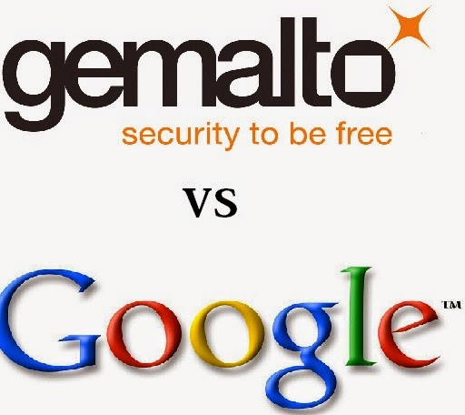Gemalto vs google, Gemalto loses its lawsuit against Google, Gemalto loses against Google, Patents, Gemalto Patents, Gemalto, Google, Gemalto and Google, software,