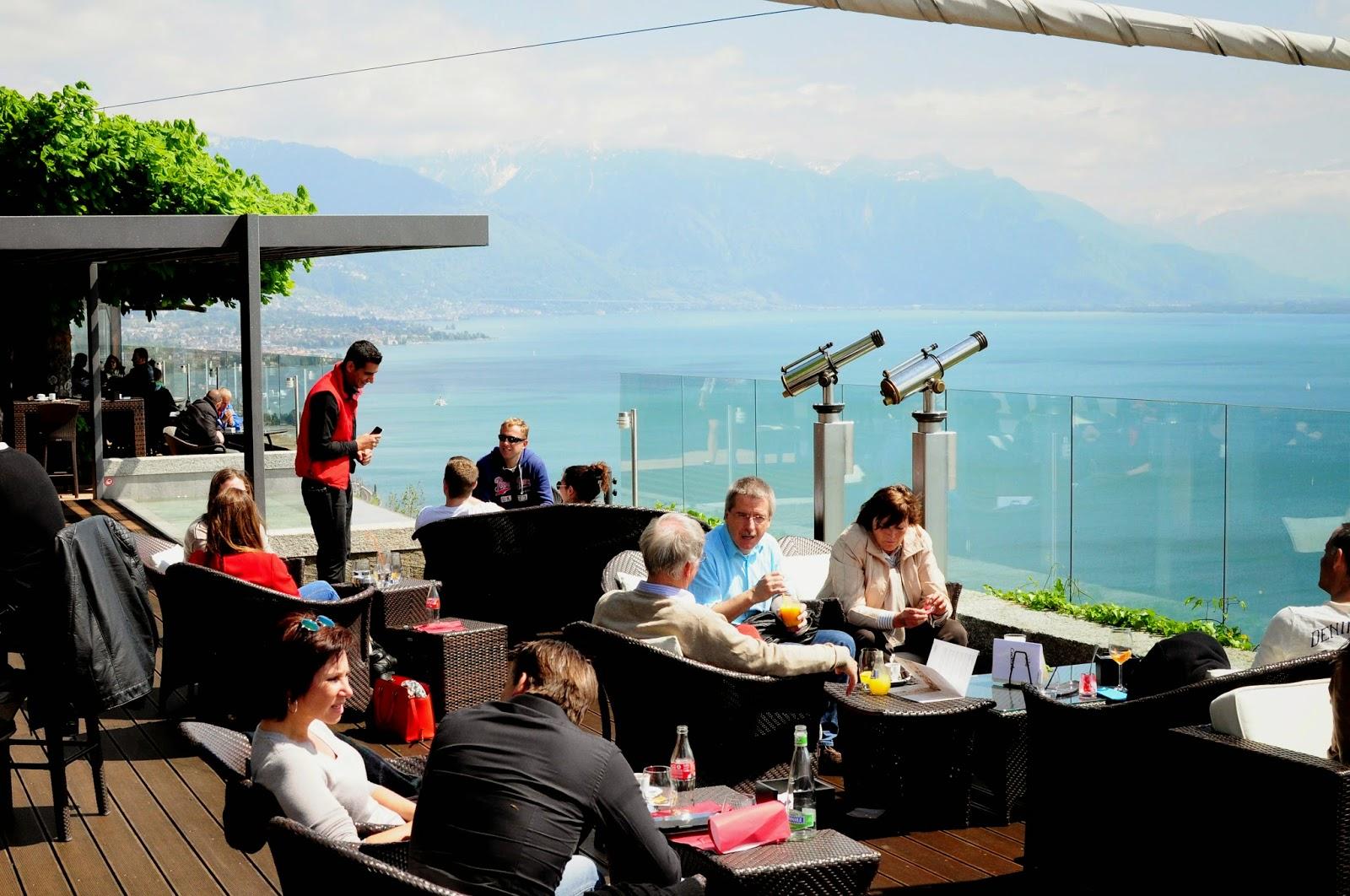 Les meilleures terrasses Lausanne