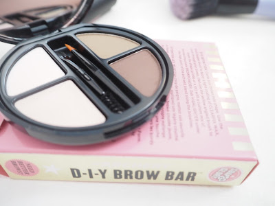 soap and glory brow bar