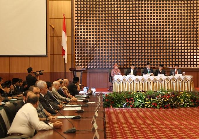Pemerintah Tetapkan Awal Ramadlan 1434H Hari Rabu