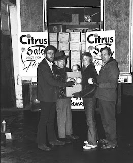 Citrus Sale,Bowie,Maryland,1973,1974