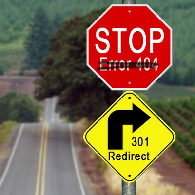 OneClickSEO - Redirect - 404 - 501 - 301
