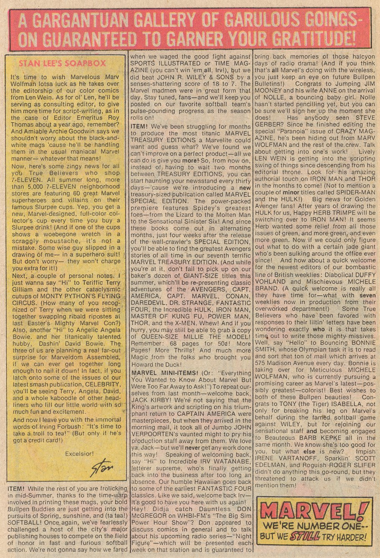 Conan the Barbarian (1970) Issue #56 #68 - English 20