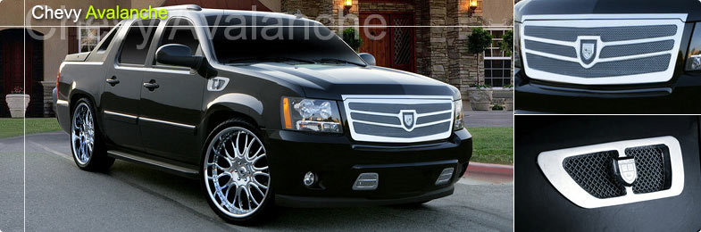 Chevy Avalanche Accessories March 2011