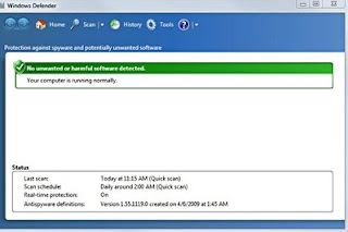 free msn defender antivirus 2012 13 for windows7 Top 8 Best Free Antivirus For Windows 7