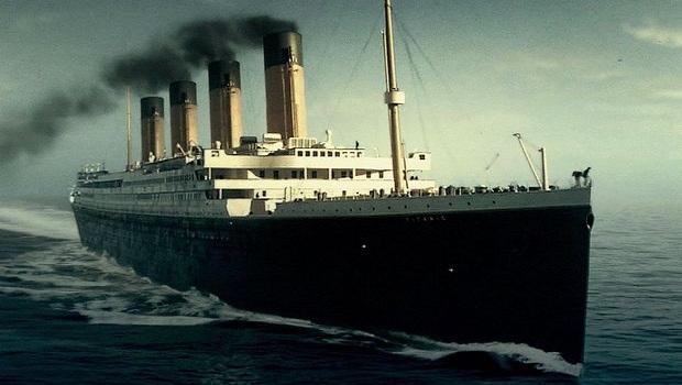 ΤΙΤΑΝΙΚΟΣ. Το πλοίο που δεν βυθίστηκε ποτέ. Ένα διαφορετικό σενάριο για την διάσημη ιστορία του μεγάλου ναυαγίου