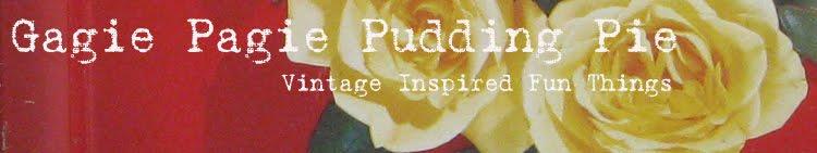 Gagie Pagie Pudding Pie