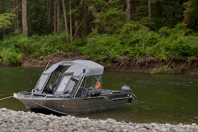 River Run - new jet boat