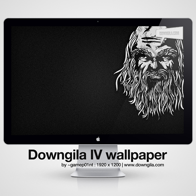 downgila wallpaper free gamep01nt