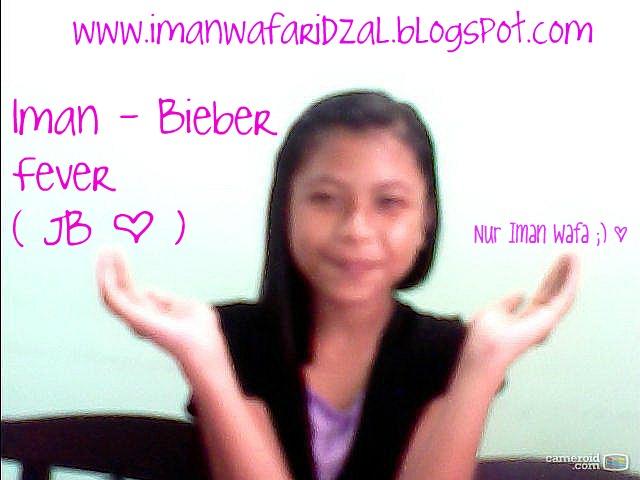 Iman - Bieber Fever ( JB ♥ )