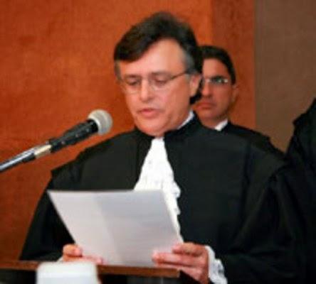 Resultado de imagem para O desembargador Francisco Barros Dias