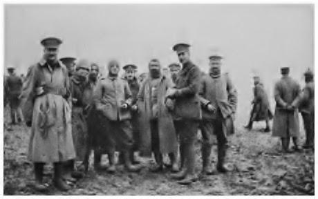 Christmas Truce WW1