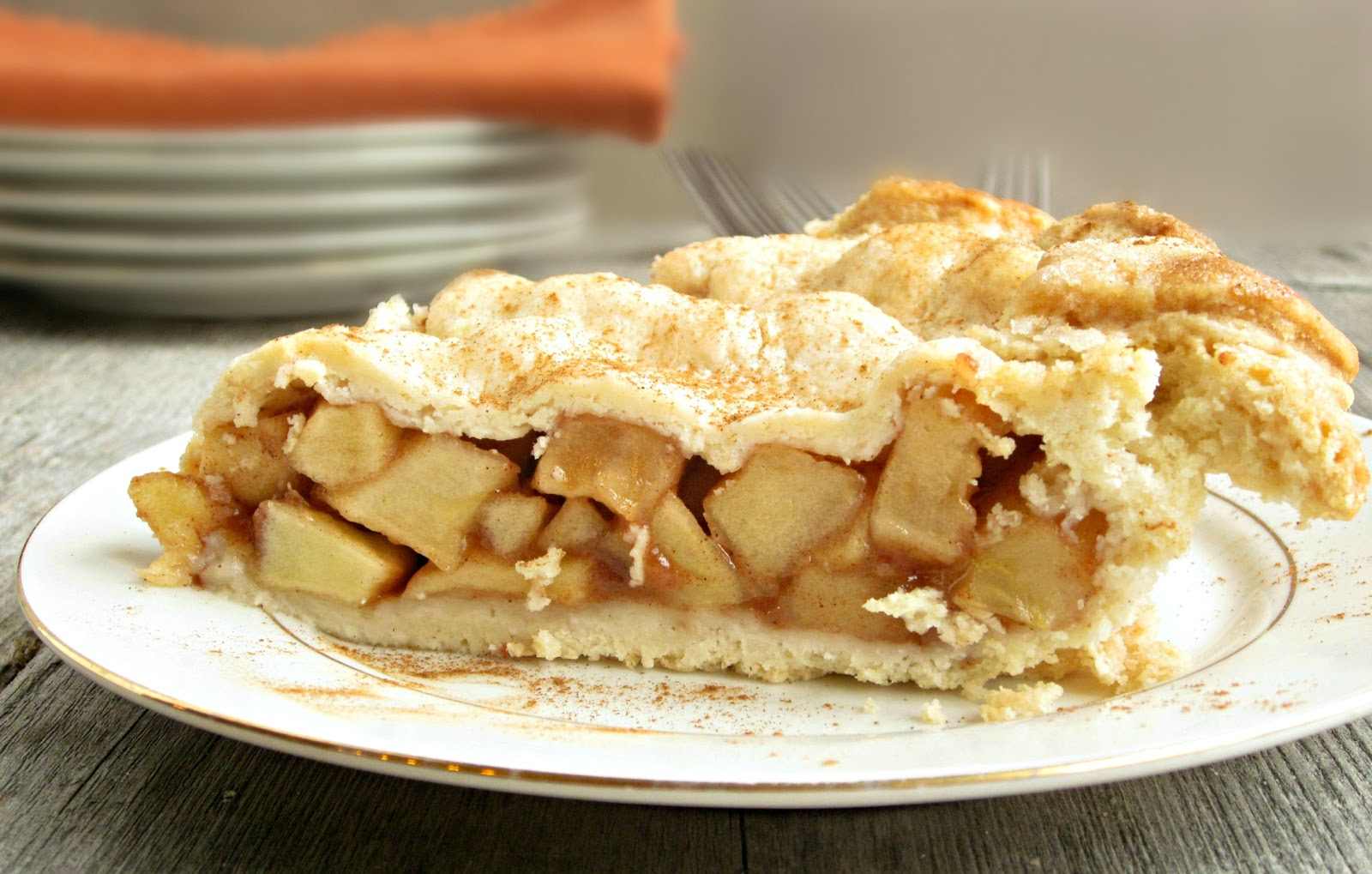Hungry Couple: Homemade Apple Pie and the Basics of Pie Making